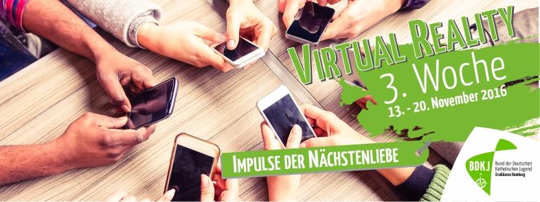 Virtual Reality - die virtuelle Woche der Barmherzigkeit
