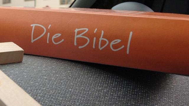 Die Bibel - Copyright: NDR/Markendesign