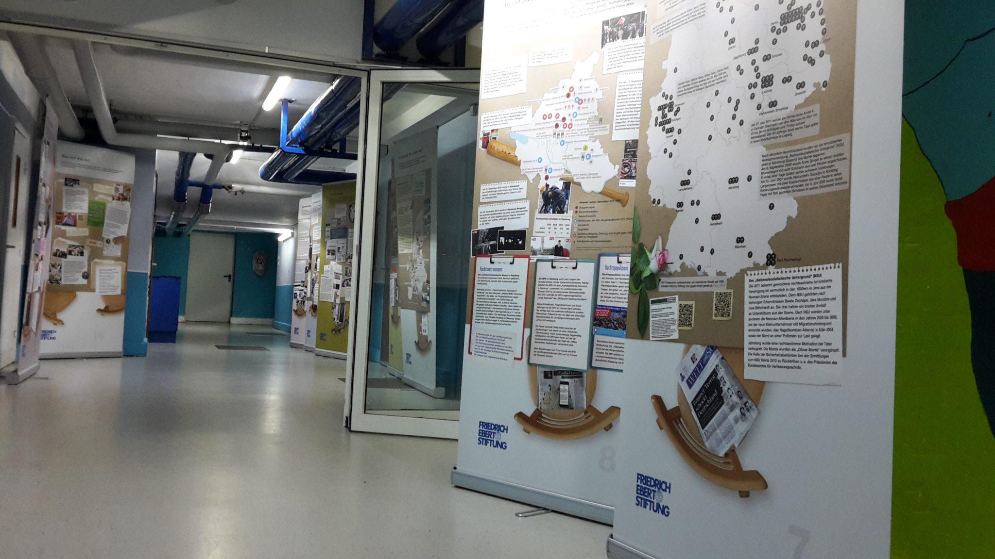 Ausstellung im KSJ-Keller